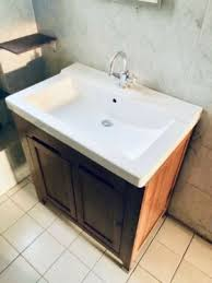 waschbecken badezimmer unterschrank