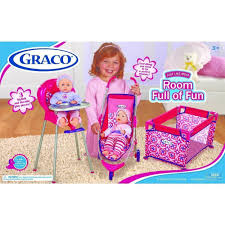 Graco Just Like Mom Room Full Of Fun-Doll Highchair, Stroller ... Graco High Chaircar Seat For Doll In Great Yarmouth Norfolk Gumtree 16 Best High Chairs 2018 Just Like Mom Room Full Of Fundoll Highchair Stroller Amazoncom Duodiner Lx Baby Chair Metropolis Dolls Cot Swing Chairhigh Chair And Buggy Set Great Cdition Shop Flat Fold Doll Free Shipping On Orders Over Deluxe Playset Walmartcom Swing N Snack On Onbuy 2 In 1 Hot Pink Amazoncouk Toys Games