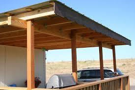 how to build a wood patio cover brockhurststud com