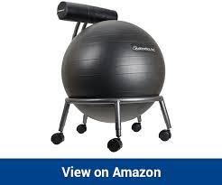 Yoga Ball Office Chair Amazon by 10 Best Office Ball Chairs In 2017 Stay Productive Longer