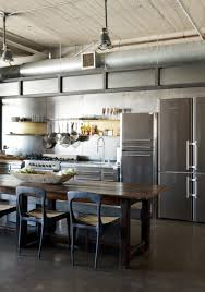 Industrial Kitchen Cabinets Beautiful | Home Kitchens Kitchen And Design Industrial Modular Industrial Kitchen Design Daily House And Home Excellent Pictures Office 29 Modern Small Ideas Style Marvelous Images Capvating Cool Willis Contemporary By Snadeiro Kitchens For Look Vintage Decor Bar Breakfast Wall Mounted 24 Best To Make Your Becoming