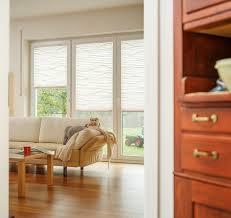 schöne plissees für s wohnzimmer contemporary family