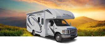Class C Motorhome With Bunk Beds by Freedom Elite Class C Motorhomes Thor Motor Coach