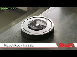 Floor Mopping Robot India by Stuff India Irobot Roomba Vacuum Cleaning Robot Youtube