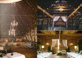 How To Light A Barn Wedding