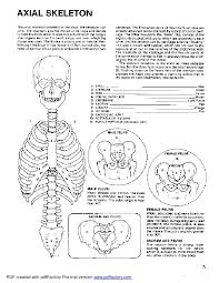 Anatomy Coloring Book Dover Ideal The Pdf