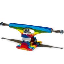 Krux Graphic Bows Standard Skateboard Trucks - 8.00