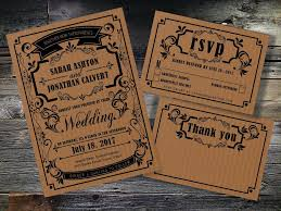 Printable Wedding Invitationinstant Downloadwedding Invitation Setwedding TemplaterusticblackwhitediyRSVPthank You Cardfloras2123