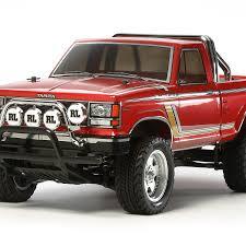 100 Rc Pickup Truck Landfreeder Cc01 Tamiya USA