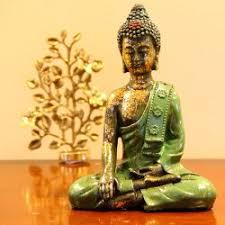 Home Decor Gifts Embrace Life Buddha