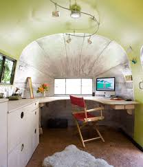 Andreas Stavroupolos Parked His 1959 Airstream Travel Trailer In Berkeley And Set About Redesigning The Interior
