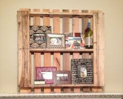 Home Diy Rustic Pallet Wood Shelves Instructables How Amazing 5 On