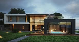 Modern House Fronts by Best Scandinavian Modern Houses Modern House Design Ideas For