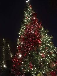 Kohls Christmas Tree Lights by River Parade Tree Lighting Take Over Downtown S A Friday San