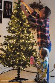 Christmas Tree 75 Ft by Mommy By Day Crafter By Night How To Decorate Your Christmas Tree