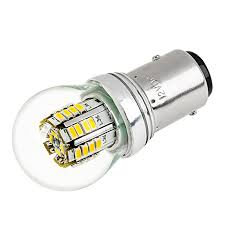 1157 led bulb w stock cover dual function 36 smd led tower