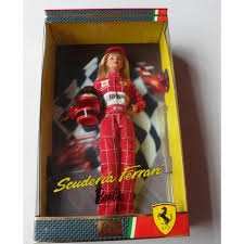 2000 Scuderia Ferrari Barbie