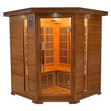 achat sauna luxe 3 4 places livraison gratuite