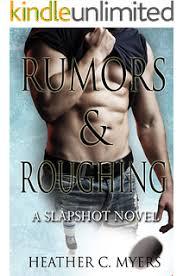 Rumors Roughing A Slapshot Novel Series Book