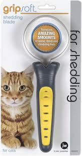 Best Horse Shedding Blade by Jw Pet Gripsoft Cat Shedding Blade Chewy Com