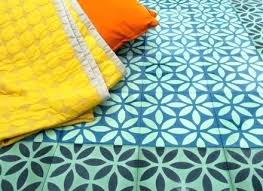 Retro Linoleum Floor Patterns Mosaic Vinyl Flooring Tile Pattern Home Improvement Loans Marcus