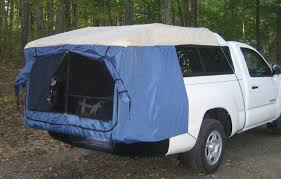 Amazon.com : Mid-Size Truck Camper Tent : Sun Shelters : Sports ... Tyger Auto T3 Trifold Truck Bed Tonneau Cover Tgbc3t1031 Works Camp In Your Truck Bed Topper Ez Lift Youtube Tarp Tent Wwwtopsimagescom 29 Best Diy Camperism Diy 100 Universal Rack Expedition Georgia Turn Your Into A For Camping Homestead Guru Camper Trailer Made From Trucks The Stuff We Found At The Sema Show Napier This Popup Camper Transforms Any Into Tiny Mobile Home Rci Cascadia Vehicle Roof Top Tents