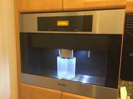 Cool Built In Coffee Maker Miele