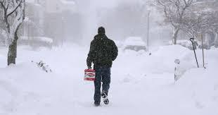 100 Killam Truck Caps Snowstorm Preparation Includes Buying Beer Chips Shrimp