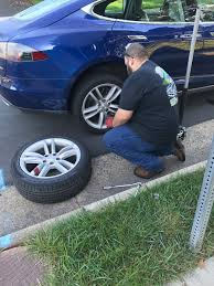 The Tesla Flat Tire Process - David Smith, Independent IOS Developer