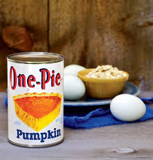 Pumpkin Puree Vs Pumpkin Pie Filling by One Pie Canned Pumpkin Puree History And Recipes New England Today
