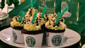 Double Chocolate Chip Frappacinos In A Cupcake