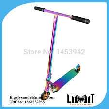 2014 New Freestyle 360 Neo Chrome Stunt Scooter Hot Sell HIC Pro For Adults In Kick ScootersFoot Scooters From Sports Entertainment On