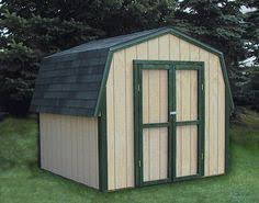 Canvas Storage Sheds Menards by Rainier Gambrel Engineered Wood Storage Shed Common 10 Ft X 10