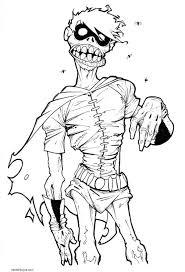 Dibujando Y Pintando A Masorcañon Plantas Vs Zombies Drawing And