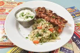 cuisine grecque recette riz à la grecque comme au restaurant l anarchie culinaire selon