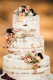 24 Rustic Wedding Cakes For The Perfect Country Reception See More