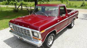 100 Ford Truck 1979 All American Classic Cars F100 Ranger Pickup