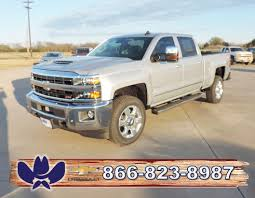 New 2019 Chevrolet Silverado 2500HD From Your Fairfield TX ...