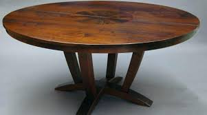 Round Expandable Dining Tables Expanding Table Extendable And Chairs Set Intended