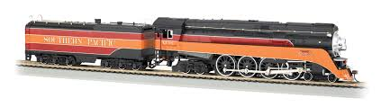 Southern Pacific Daylight 4446 GS4 4 8 4 HO Scale [