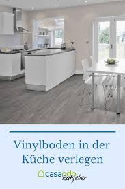 Küche Boden Verlegen Vinylboden In Feuchträumen Casando Ratgeber Vinylboden