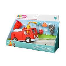 SPINMASTER-Sago Mini - Vehicles - Hugbot & Kiki's Fire Truck | Toys ...