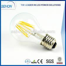24v dc e27 led ls 12v led bulb a19 8w dimmable filament leb
