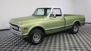 1970 CHEVROLET C10 GREEN - YouTube Your Definitive 196772 Chevrolet Ck Pickup Buyers Guide 1972 69 70 Chevy C10 Stepside Pickup Truck Chopped Bagged 20s Junkyard Find 1970 The Truth About Cars File70 Gmc Cruisin At Boardwalk 11jpg Wikimedia Commons Custom Chevy Youtube Survivor Hot Rod Network Steve Danielle Locklins On Forgeline Rb3c Wheels Stepside A Wolf In Sheeps Clothing Classic Cst 4x4 Stunning Restoration Walk Around Start Mech Pinterest Camioneta Cheyenne Flickr