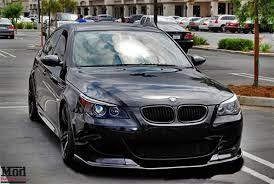 BMW E60 Parts Tuning & Modifications