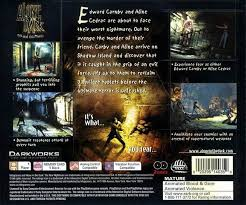 Alone in the Dark The New Nightmare Box Shot for PlayStation
