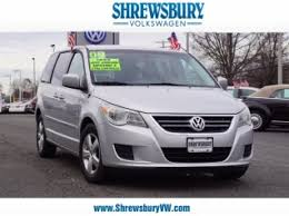 Used 2009 Volkswagen Routan 4dr Wagon SE For Sale In Tinton Falls NJ