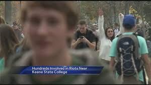 Nh Pumpkin Festival Riot by Photos 2014 Riots Near Keene State College Pumpkin Festival