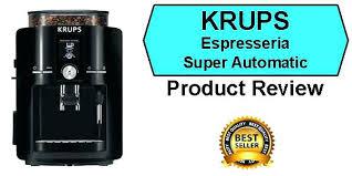 Krups Espresso Machine Parts User Manual Il Primo