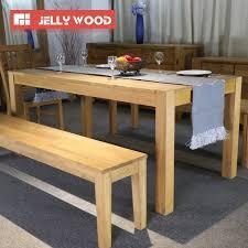 jellywood esstisch 180x90 eiche massiv tisch massivholz esszimmer küchentisch geölt florenz neu 321depot de